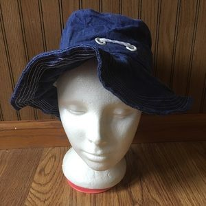 5/$15 Denim Blue Hat